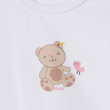 STEIFF® Mädchen Langarmshirt Bär  – Bild 3