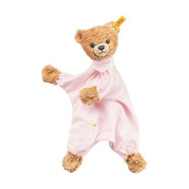 STEIFF® 239533 - Baby Schlaf-gut-Bär Schmusetuch 30 cm