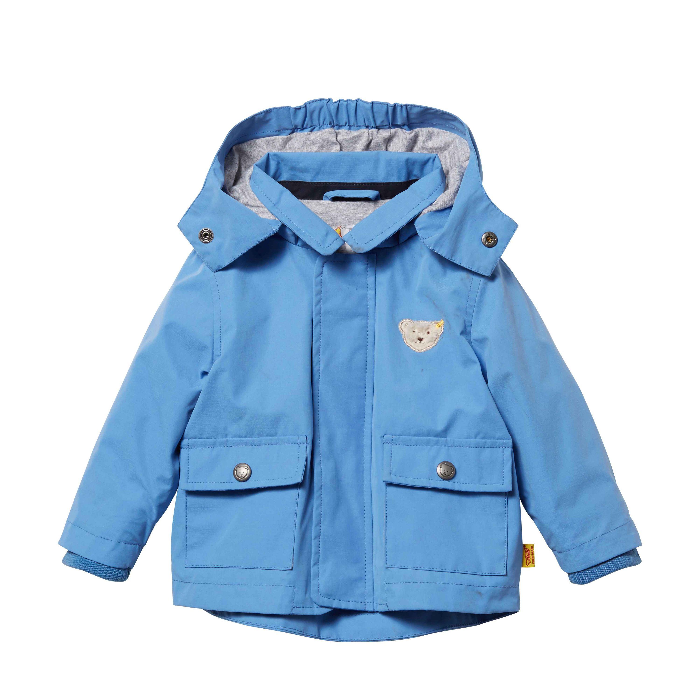 size 40 fa1df 90ca3 STEIFF® Baby Jungen Sommer-Wetter-Jacke