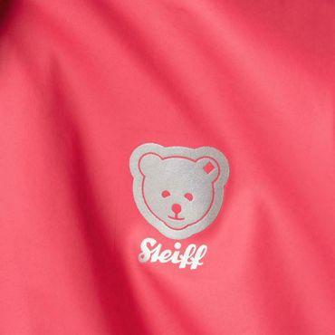 STEIFF® Mädchen Regenjacke Reglan BASIC Mix & Match  – Bild 3