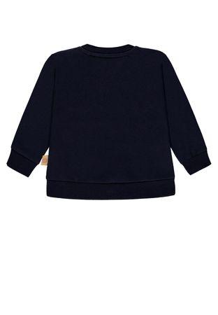 bellybutton® Mother Nature & Me Sweatshirt Quietsch Affe  – Bild 2