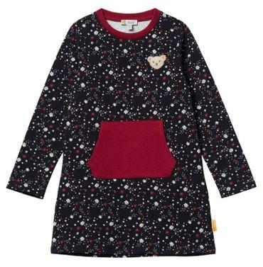 STEIFF® Mädchen Sweat-Kleid Blumenprint  – Bild 1