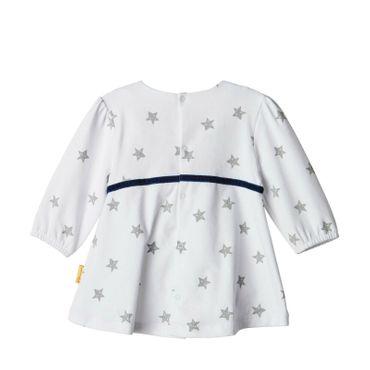 STEIFF® Baby Mädchen festliches Kleid Sterne  – Bild 2