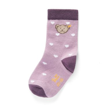 STEIFF® Mädchen Socken Herzen – Bild 2