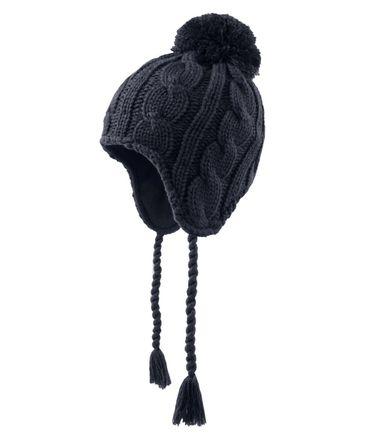 DÖLL® Mädchen Inka Strickmütze Bommel  – Bild 1
