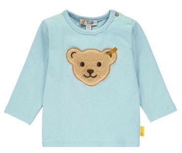 STEIFF® Baby Jungen Langarmshirt großer Bär  – Bild 1