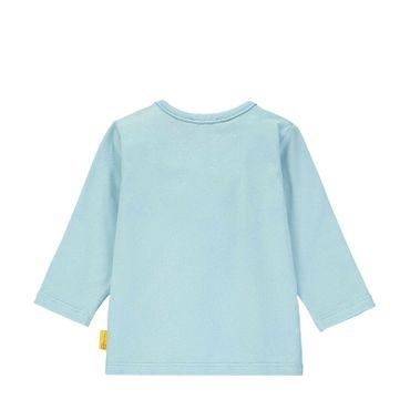STEIFF® Baby Jungen Langarmshirt großer Bär  – Bild 2