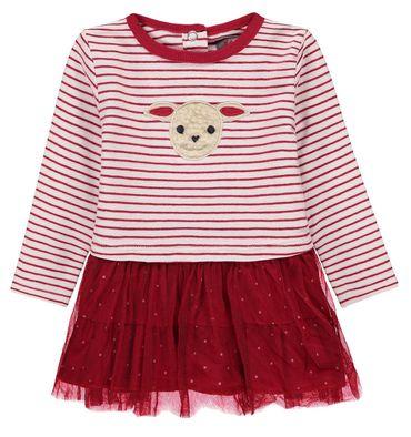 Kanz® Baby Mädchen Kleid mit Tüllrock  – Bild 1