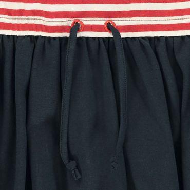 STEIFF® Mädchen Shirt-Kleid Ringel – Bild 4
