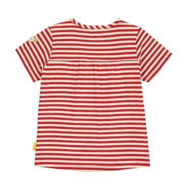 STEIFF® Mädchen T-Shirt Ringel  – Bild 2