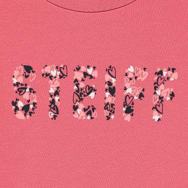 STEIFF® Mädchen Sweat-Kleid Tüll-Rock   – Bild 3