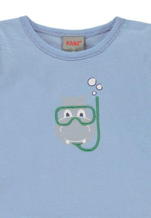 Kanz® Baby Jungen 2 tlg. Set  – Bild 3