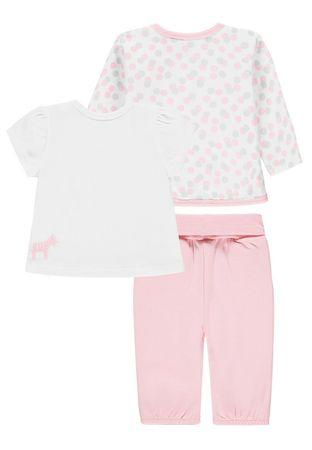 Kanz® Baby Mädchen 3 tlg. Set – Bild 2