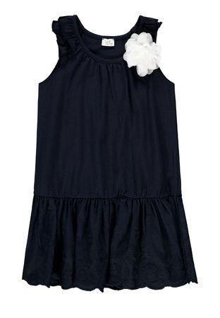 Königsmühle® Mädchen Kleid Blume festlich  – Bild 1