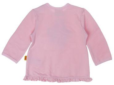 STEIFF® Mädchen Sweatshirt 'Quietsch Bär' Rosa  – Bild 2