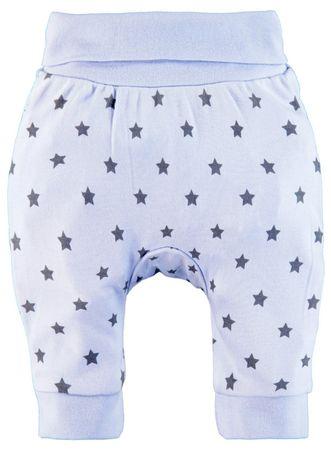 bellybutton® Baby Jogginghose Hose Sterne Hellblau
