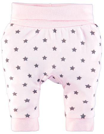 bellybutton® Baby Jogginghose Hose Sterne Rosa
