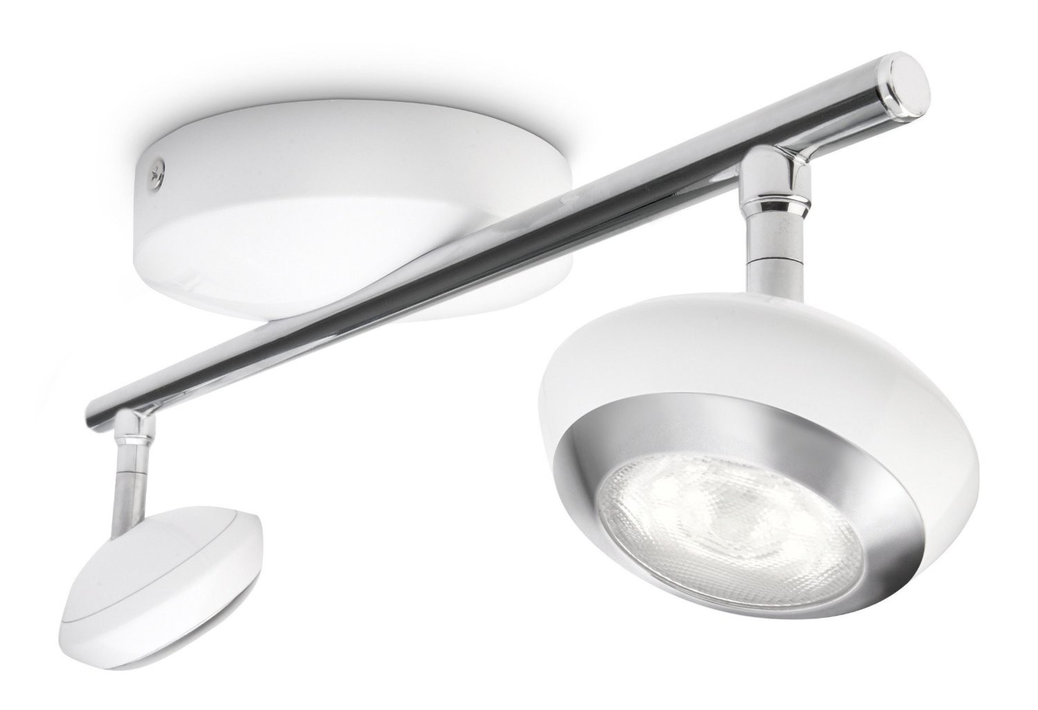 Plafoniera Led Philips : Philips power led binario faretti spot faretto moderno plafoniera
