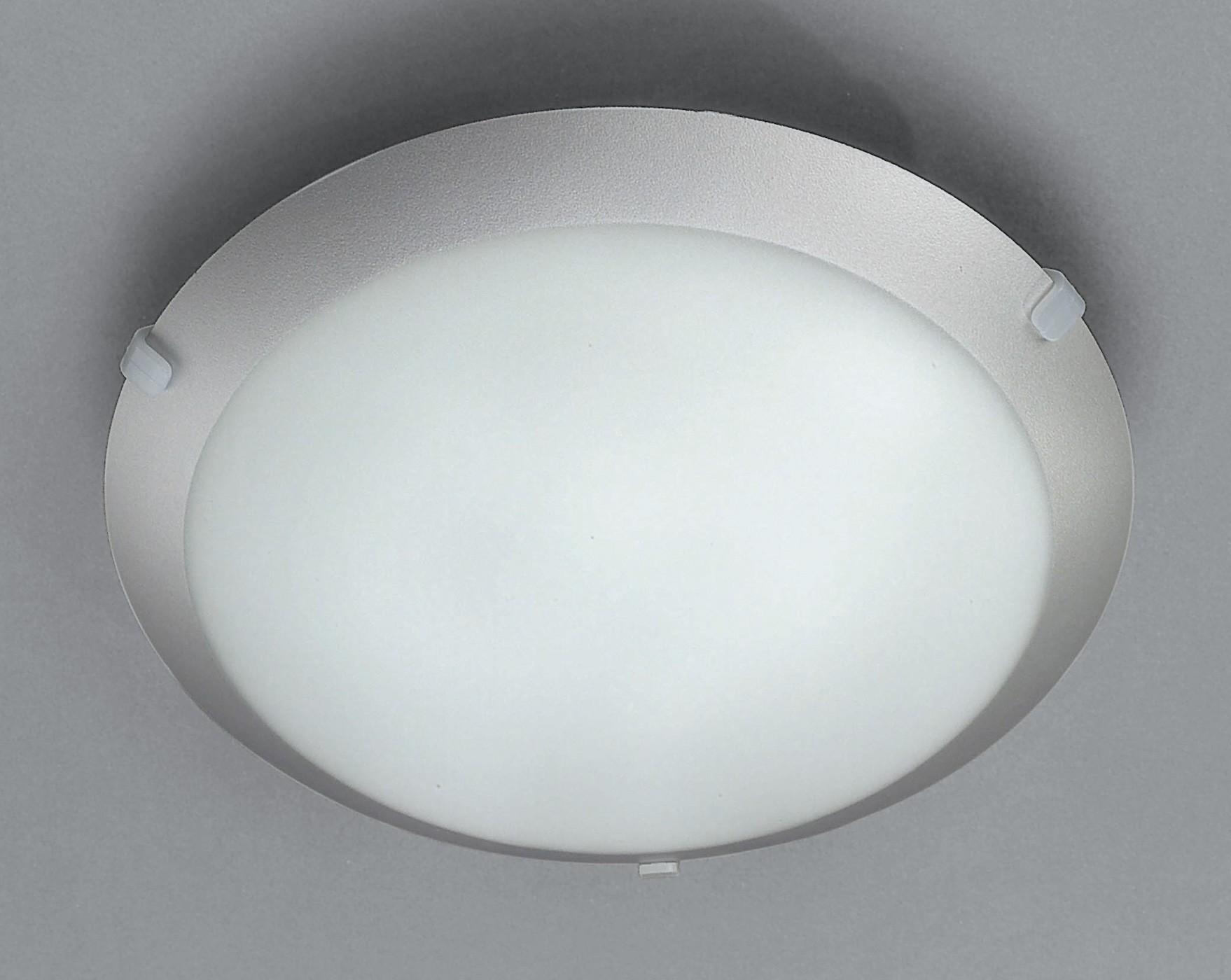 Energiespar Deckenleuchte Deckenlampe Weiss Modern 30160-67-15 Industriedepot/_24
