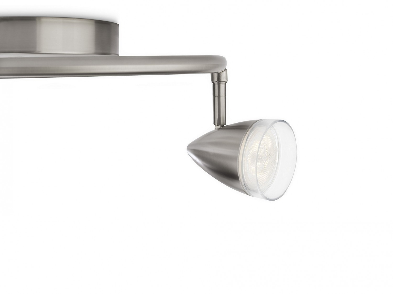 Plafoniera Led Philips My Living : Philips myliving maple plafoniera spot luce led rotondo
