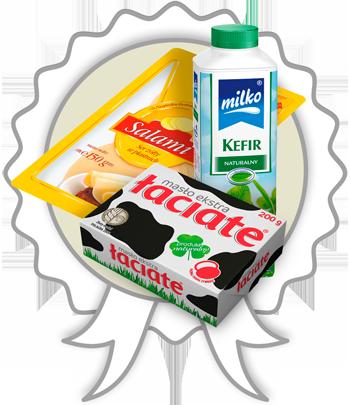 Sery i Mleko