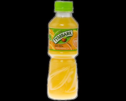 Tymbark Saft 100% mit Orange 300ml