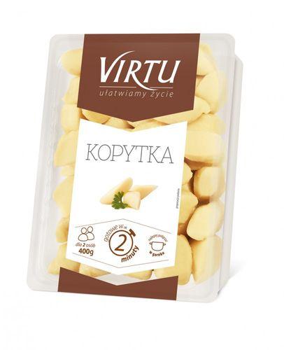 Virtu Polnische Kartoffelklöße Kopytka 400g  - 2