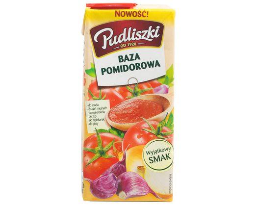 Pudliszki Tomatenbasis 350g