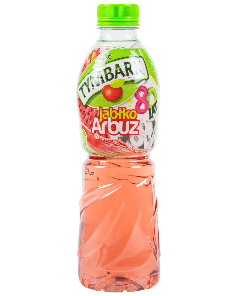 Tymbark Fruchtsaft Apfel - Wassermelone 500ml Polnische Getränke ...