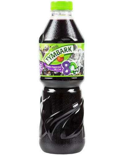 Tymbark Nektar von schwarzen Johannisbeeren 1L