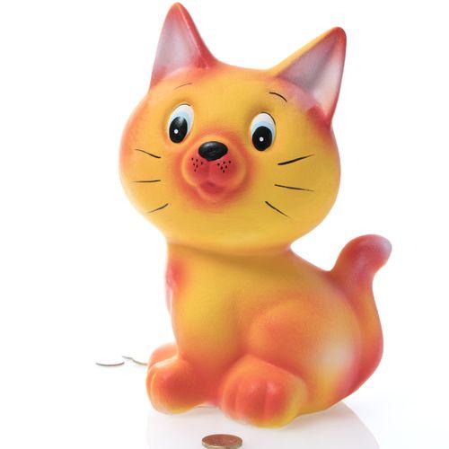 Madame Miau - XL Katze | Keramik Spardose | B/L/H: 13,5x18,5x24cm