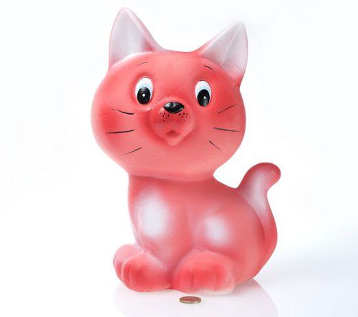 Madame Miau - XXL Katze | Keramik Spardose | B/L/H: 16x25x34cm