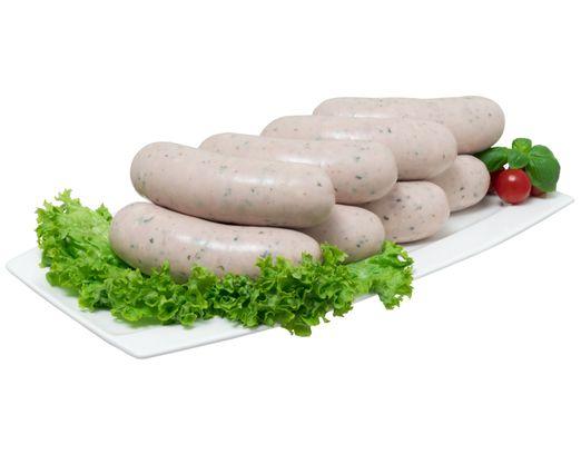 Poliwczak Weißwurst Gebrüht 0,5Kg