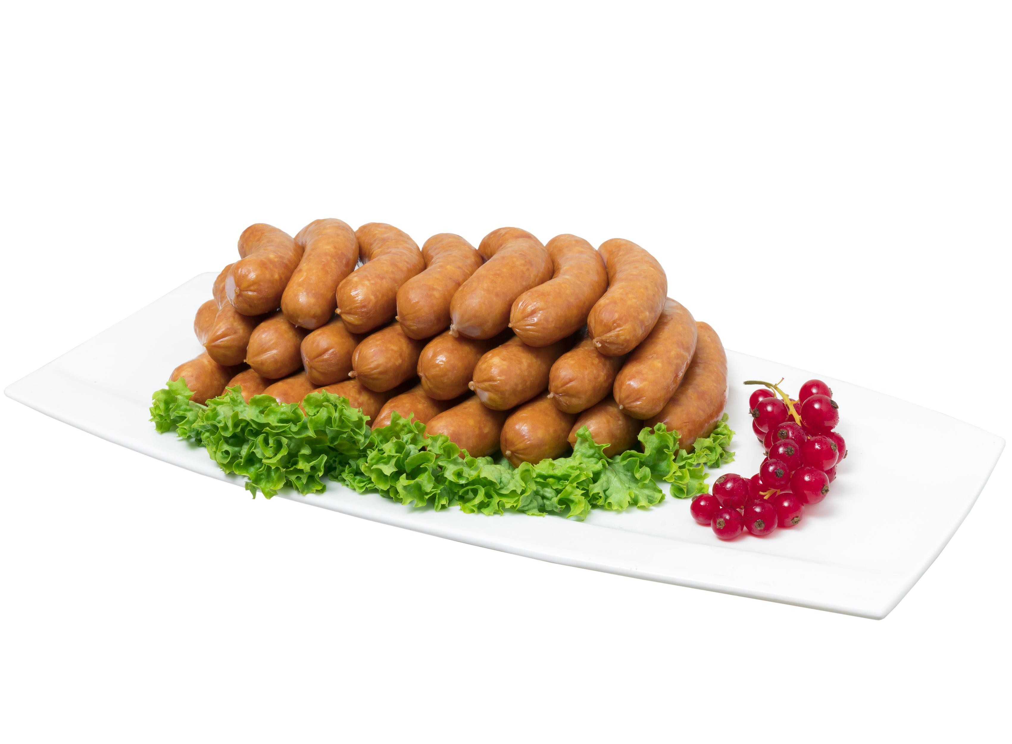 Poliwczak Kornetki - delikate Würstchen 0,5Kg