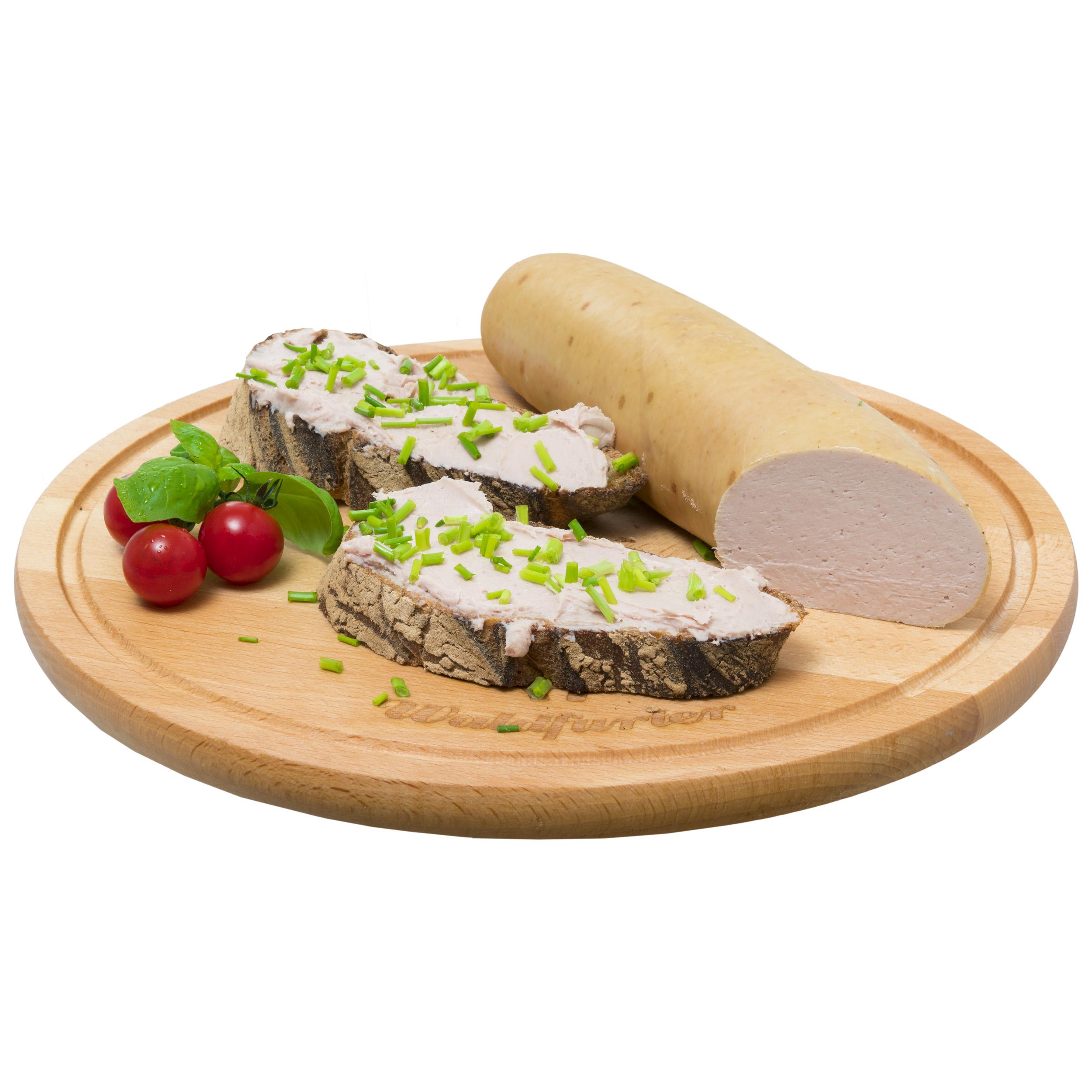 Leberwurst fein, geräuchert 0,5Kg von Poliwczak