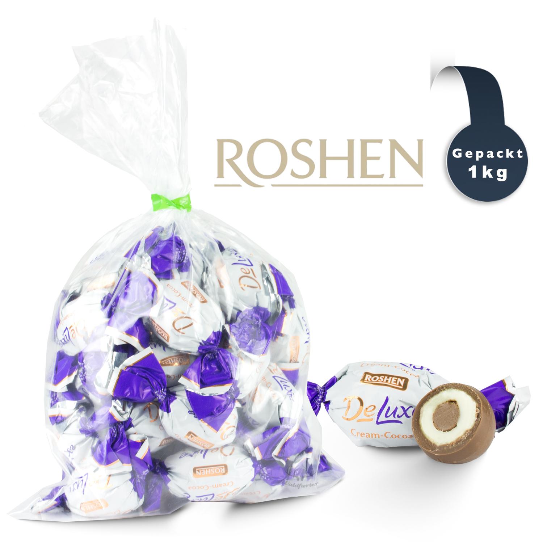Bonbons De Luxe Cream- Cocoa 1kg von Roshen