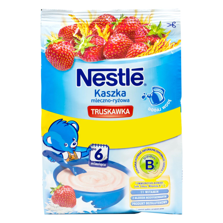 Nestle Milchreisbrei Mit Erdbeergeschmack 230g