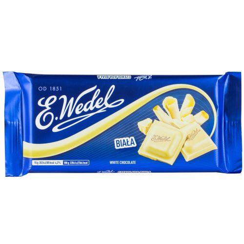 E.Wedel Weiße Schokolade 90g