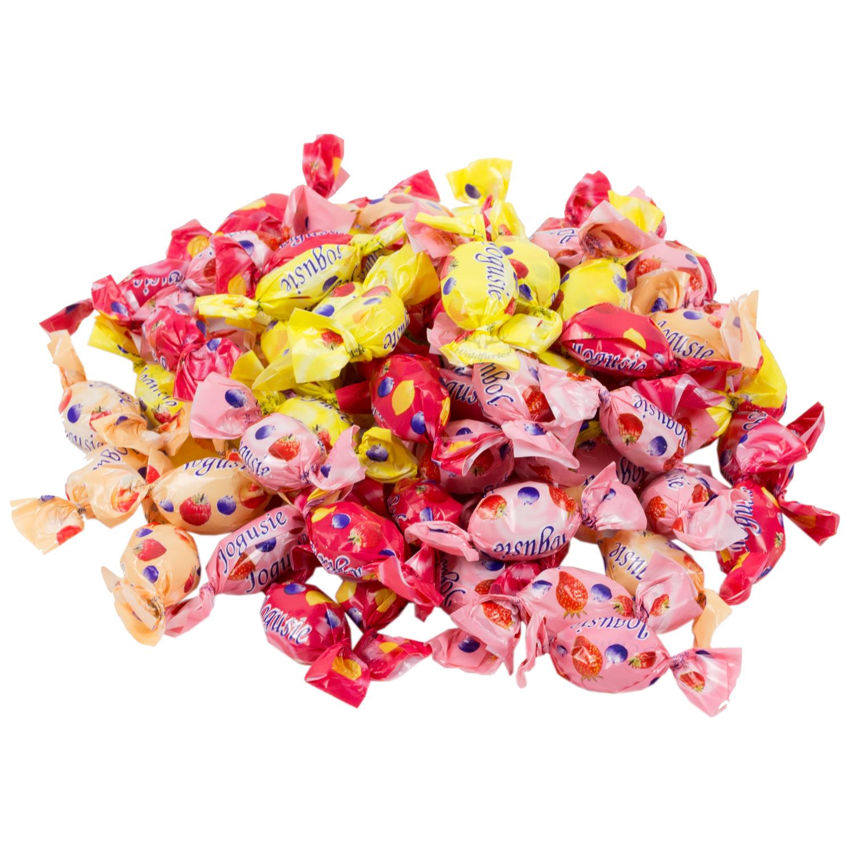 Frucht Jogusie mix Bonbons 500g Handverpackt von Pszczolka