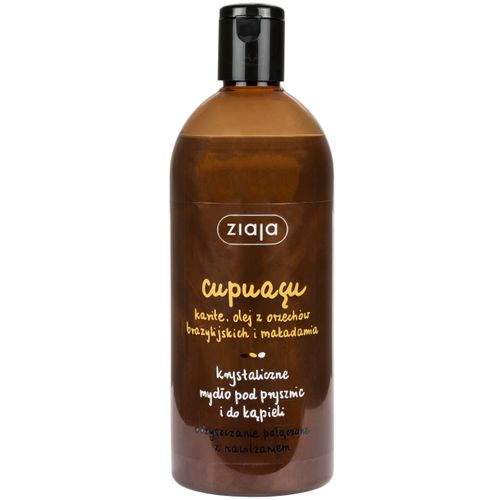 Cupuacu. Kristallines Dusch- und Badegel 500ml von Ziaja