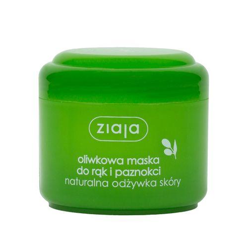 Olivenöl Maske für Hände und Nägel 75ml von Ziaja