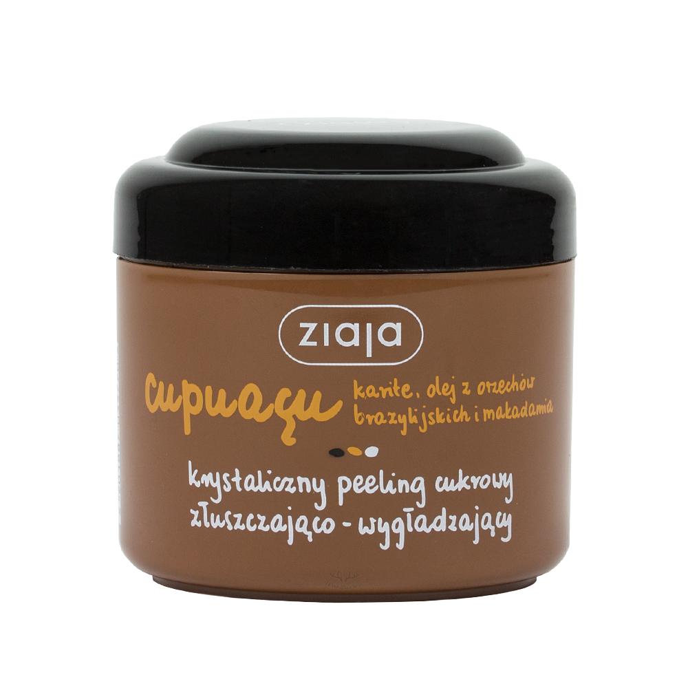Cupuacu. Kristallines Zucker-Peeling 200ml von Ziaja