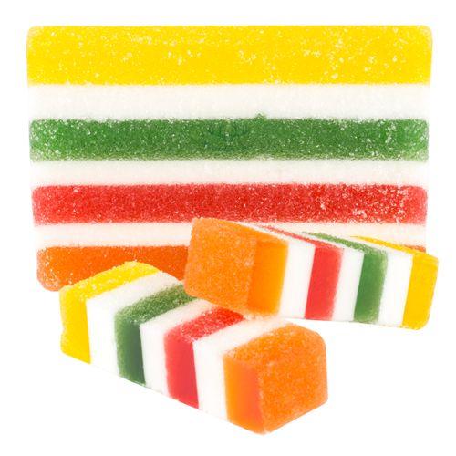 Karmelek Regenbogen Gelee - Götterspeise-Spezialität 210g