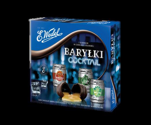 E.Wedel Barylki mit Cocktailgeschmack 200g