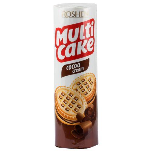 Roshen Multi Cake mit cocoa cream 180g