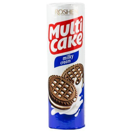 Roshen Multi Cake mit milky cream 180g