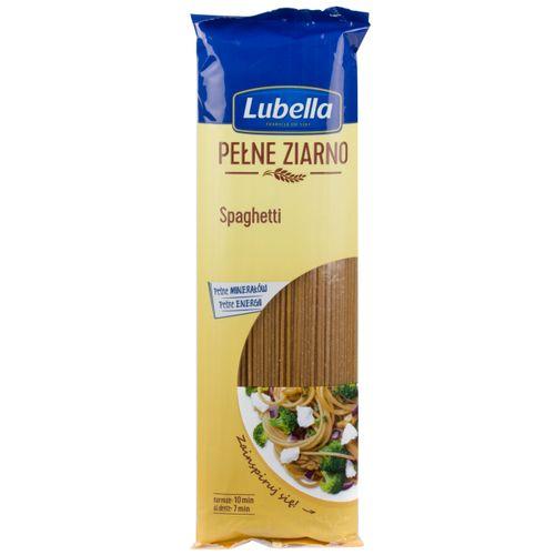 Lubella Spaghetti - Vollkornnudeln 400g