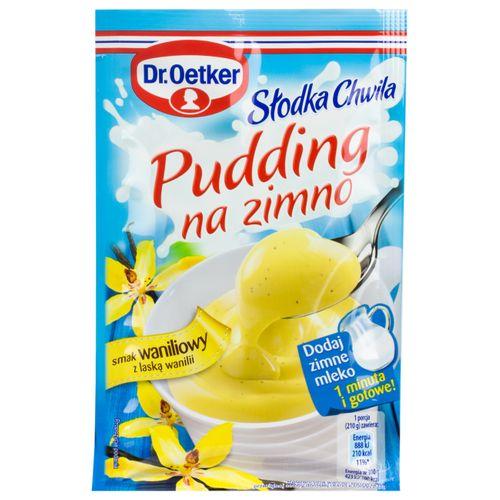Süßer Moment -  Kalter Pudding mit Vanillegeschmack 35g von Dr.Oetker