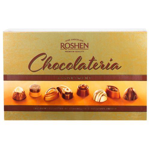 Roshen Pralinenmischung Chocolateria 194g