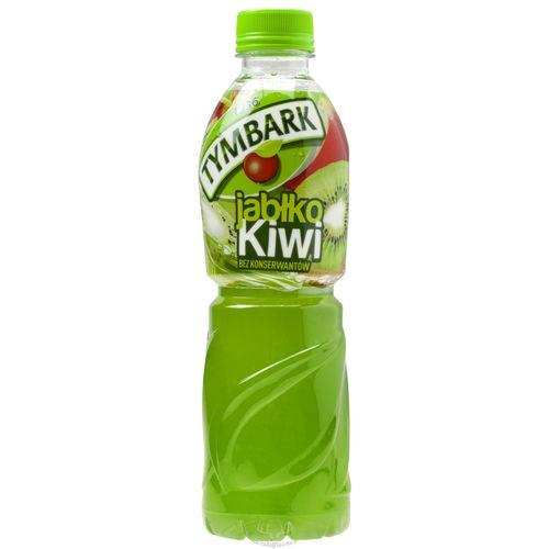 Tymbark Fruchtsaft Apfel - Kiwi 500ml  //  Tymbark Napoj wieloowocowy jablko - kiwi 500ml